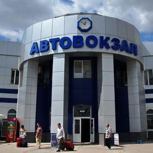 Автовокзалы Горячего Ключа