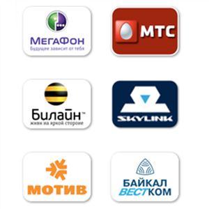 Операторы сотовой связи Горячего Ключа