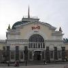 Железнодорожные вокзалы в Горячем Ключе