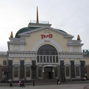 Железнодорожные вокзалы Горячего Ключа