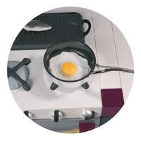 Холодный ручей - иконка «кухня» в Горячем Ключе